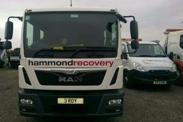New MAN joins our fleet